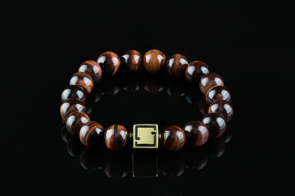 Premium Lux Red Tiger's Eye