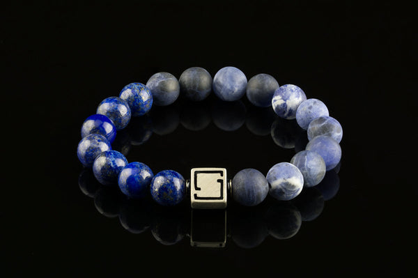 Premium Lux Unified Sodalite and Lapis Lazuli