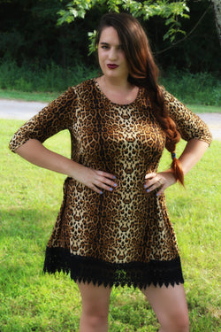 Untamed Dress! (The Wild Side Collection)