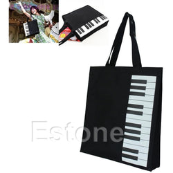 Special Offer Black Piano Keys Music Bag
