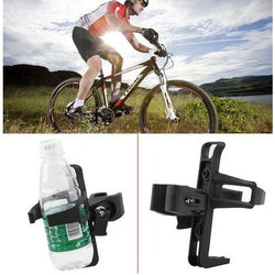 Bicycle Drink Water Bottle Cup Holder Mount Cage - Polycarbonate