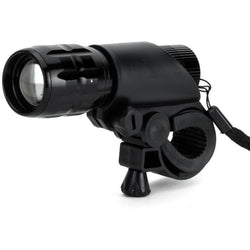 7 Watt 2000 Lumens Waterproof Bicycle Lamp +  Mounting Bracket