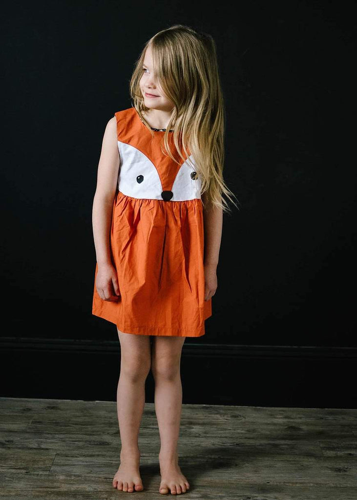 Fox Sweetheart Dress