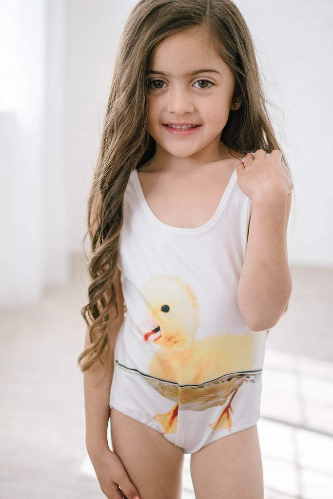 Duckling Swimming Suit