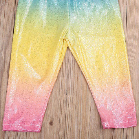 Happy Unicorn Sequin Pants