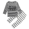 Lazy Days 2 pc Set