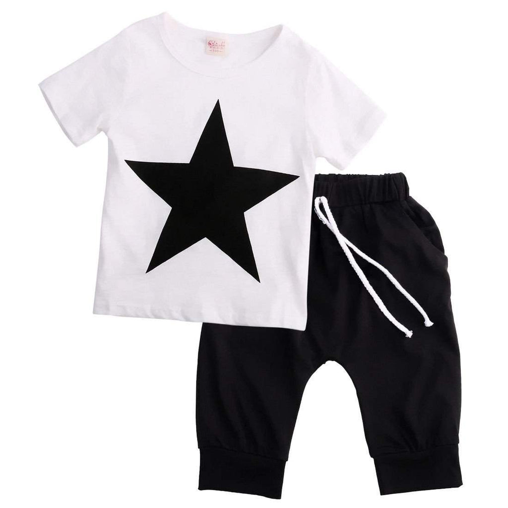 Super Star 2pc Outfit Set
