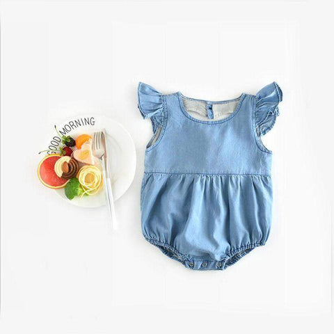 My Heart Summer Sunsuit