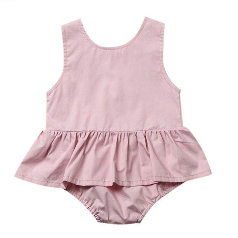 Dusty Rose Sunsuit
