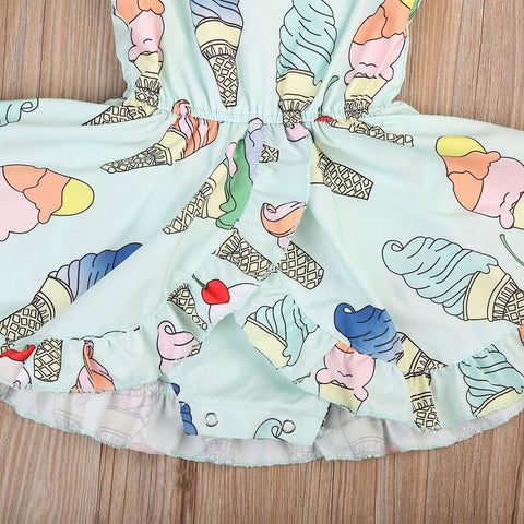 Ice Cream For Days Dress