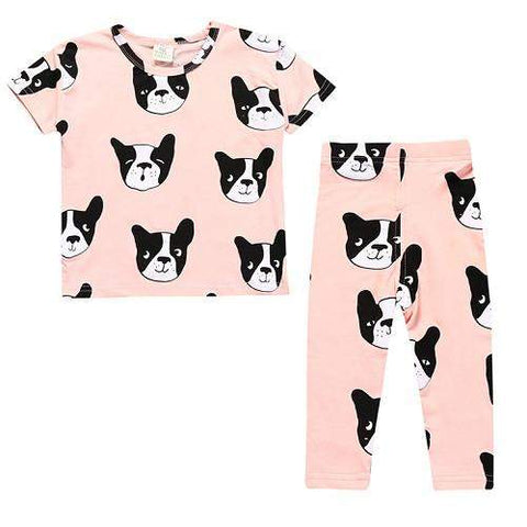 Frenchie Lounge Set