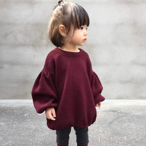 Bell Sleeve Sweater (more colors)