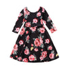 Mommy & Me Floral Dress