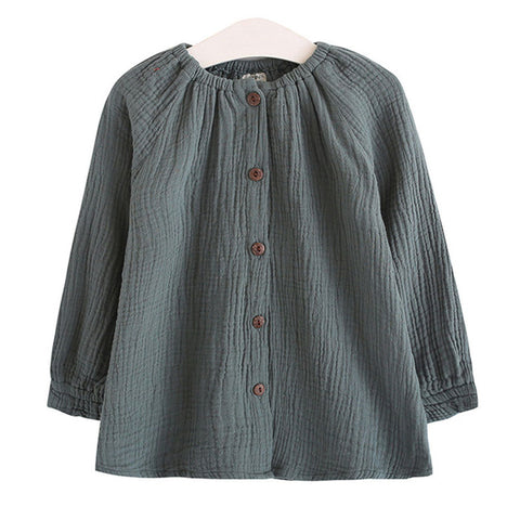 Linen Love Blouse