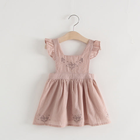 Maddie Apron Dress