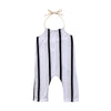 Pinstripe Little Lady Romper