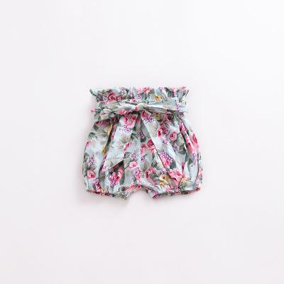 High Waisted Bubble Shorts