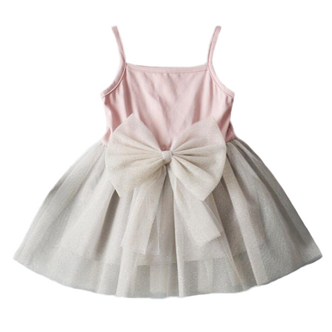 Spring and Bow Summer Dress