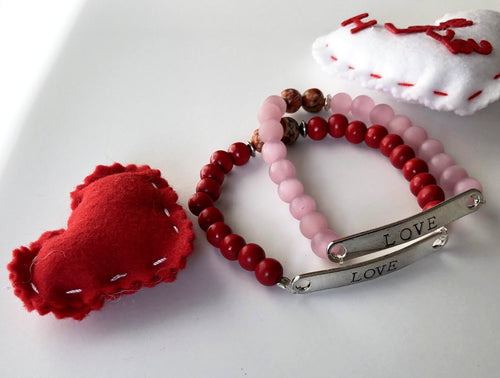 Valentine's Day Set of Two