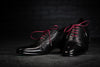 "Flat ""Skinnys"" Dress Shoelaces - Burgundy"