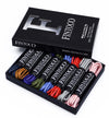 8 Pairs of Dress Shoelaces - Gift Set
