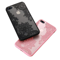 Lace Flower iPhone Case  - Hijab Phones Case Online | Muslimaqueen