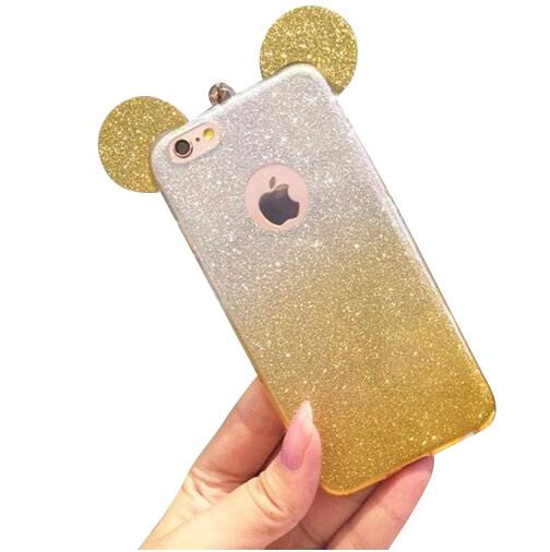 Mickey Mouse Ears iPhone Case - Islamic Accessories Shop | Muslimaqueen