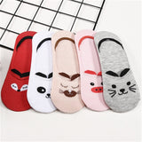 Women Summer Animal Socks