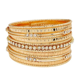 Mai Dagher Bangle Set - Islamic Jewelry Shop | Muslimaqueen