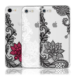 Lace Mandala Phone Case- Hijab Phones Case Online | Muslimaqueen