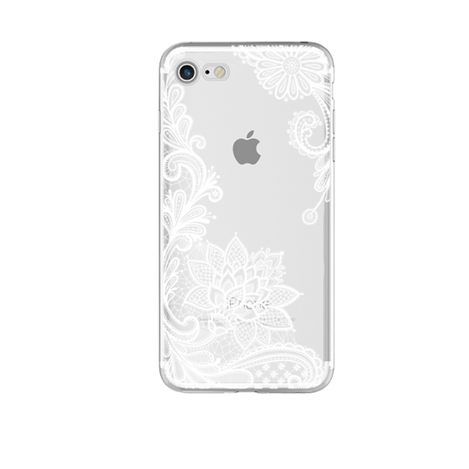 Lace Mandala Phone Case