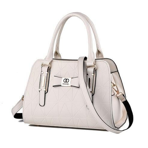 Catalina Leather Handbag - Hijab Women Handbags For Sale | Muslimaqueen