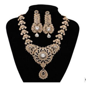 Susanna Bridal Jewelry Set - Women Jewelry For Sale | Muslimaqueen
