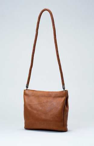 Koord Small Leather Bag - Tan