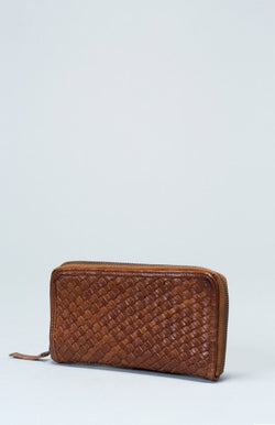 Koord Leather Wallet - Tan