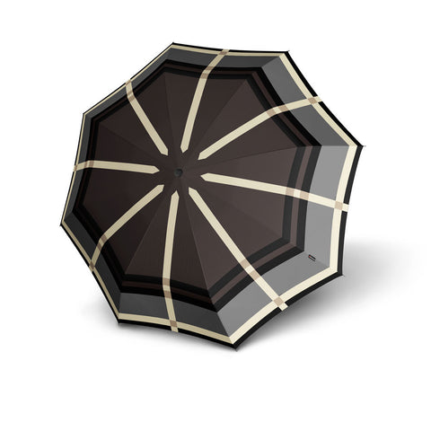 Knirps T2 Duomatic Cage Grey Umbrella