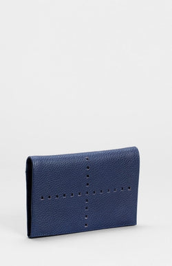 Elk Sala Leather Wallet - Eclipse