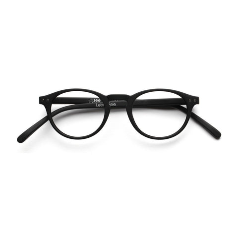 Let Me See Collection A Reading Glasses - Black