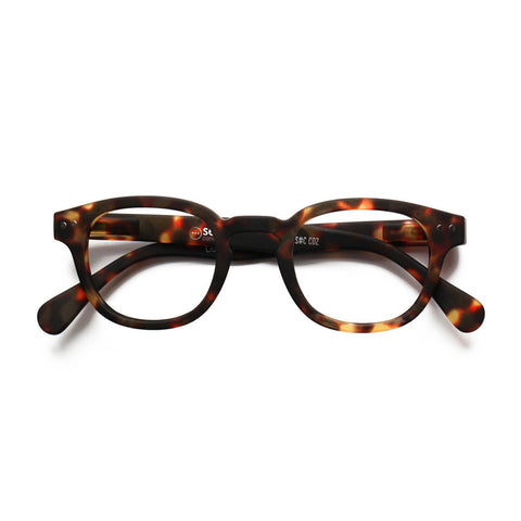 Let Me See Collection C Reading Glasses - Tortoise