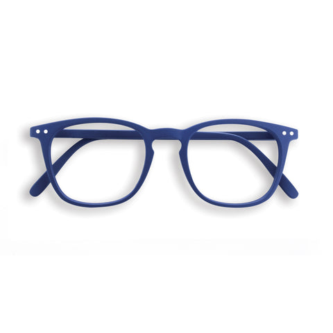 Let Me See Collection E Reading Glasses - Navy Blue