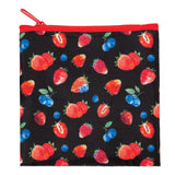 LOQI Shopping Bag Juicy Collection - Strawberries