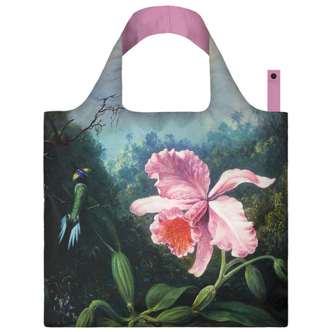 LOQI Shopping Bag Museum Collection - Still life with Orchid