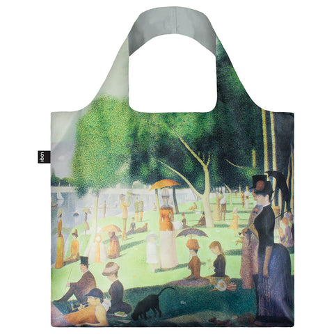 LOQI Shopping Bag Museum Collection - Sunday on the Island