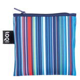 LOQI Shopping Bag Nautical Collection - Stripes