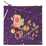 LOQI Shopping Bag Urban Collection - Barcelona