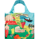 LOQI Shopping Bag Urban Collection - Italy