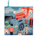 LOQI Shopping Bag Urban Collection - London