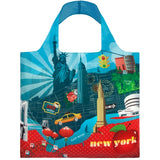 LOQI Shopping Bag Urban Collection - New York