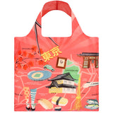 LOQI Shopping Bag Urban Collection - Tokyo