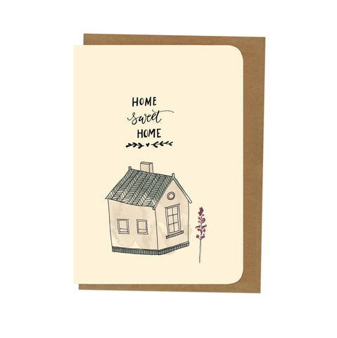 An April Idea Card - Home Sweet Home